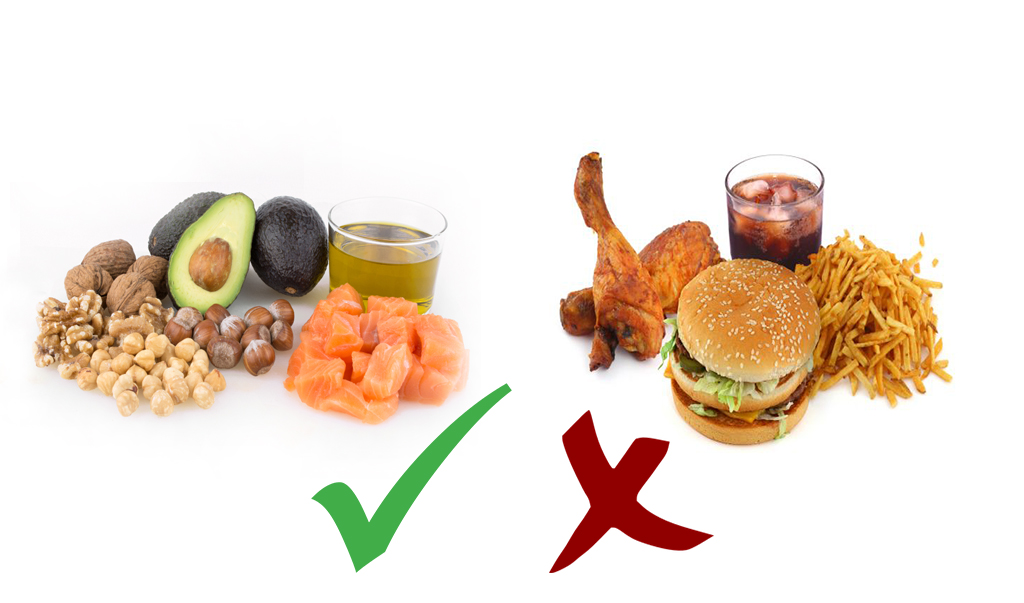 Healthy Fatty Foods that keep you fit | Truweight-Blog