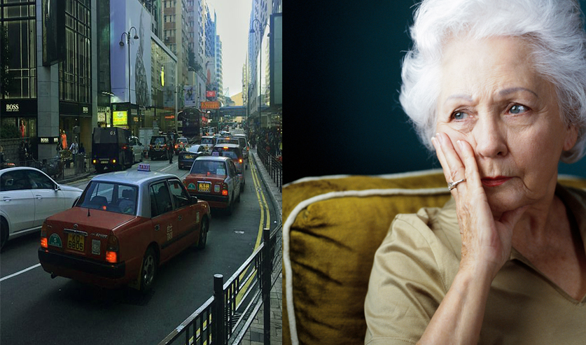 Living in a Busy Street Elevates the Risk of Dementia