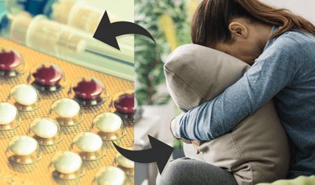 Your Contraceptives Provoke Depression