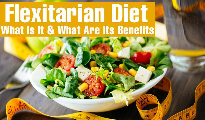 Flexitarian Diet: More Greens, Less Meat!