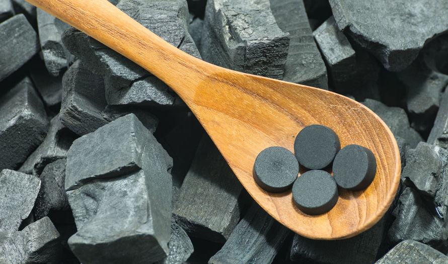 Black Gold: What Activated Coal Can Do For You