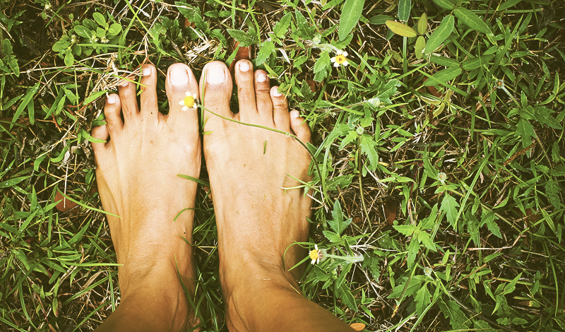 Earthing Is a Foremost Human Need