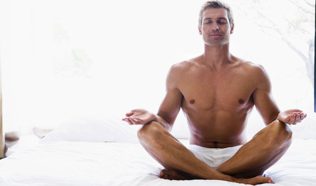 We believe that working out in a gym is a more suitable occupation for men. But in fact yoga may have an even greater impact on men's body.