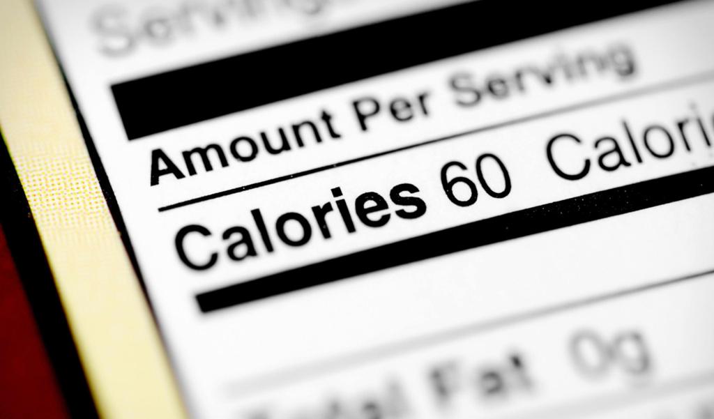 Calories and Kilojoules
