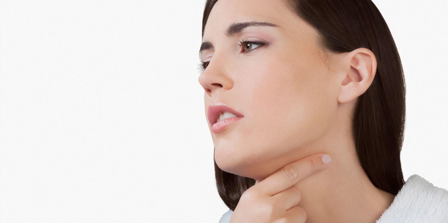 Scratchy Throat Allergies