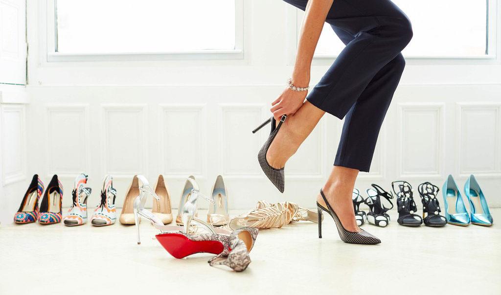 The Healthiest Way Of Wearing High Heels